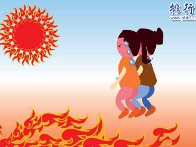 四大火炉城市 中国新四大火炉