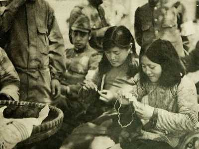 屠杀近两千人有5百余名妇女被糟蹋 日军对妇女暴行电影