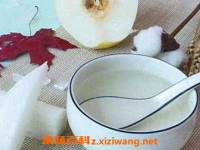 白萝卜汁的功效与作用 白萝卜的功效与作用
