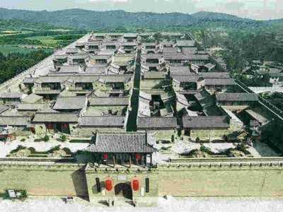 古代闺房格局 中国古代王府房屋内部室内布局装修图