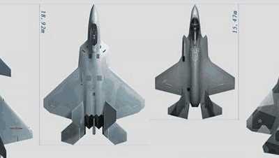 四代机 先进战机之间的空战为啥这么简单粗暴