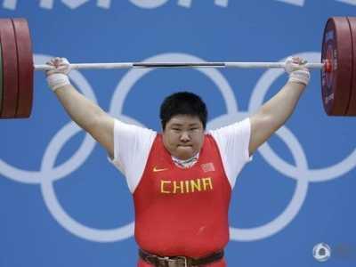 2012伦敦奥运中国第29金 伦敦奥运会举重