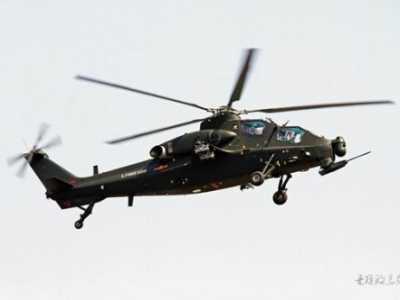 中国武直19武装侦察直升机比武直10更强 武直10和武直19