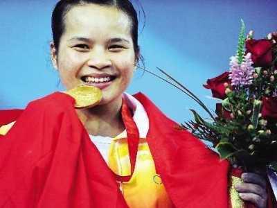 08年奥运会女单冠军 北京奥运3名女举冠军药检再呈阳性