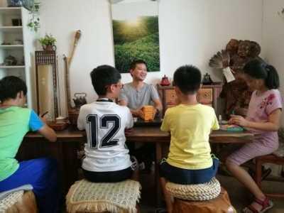 中国容心茶道·童蒙茶道课程第二期亲子课即将开课 亲子茶课