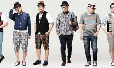 微胖男生穿衣搭配 胖子潮男穿衣搭配