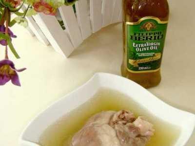 蒸出养生保健的猪心汤金戒指猪心汤 黄酒炖猪心的做法