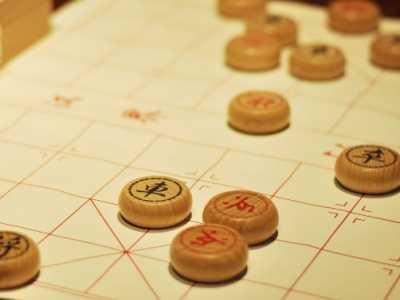 中国象棋怎幺下及象棋棋子的走法介绍 象棋下法