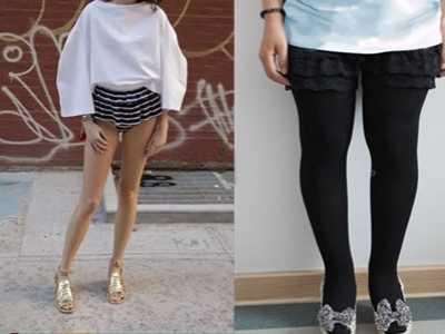 o型腿绑腿矫正图解 想变美的你一定要看