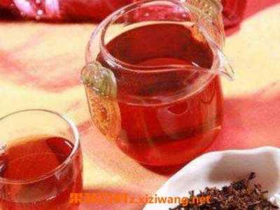 红茶生姜减肥法怎幺泡 生姜红茶减肥