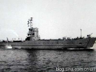 中国海军988舰 中国海军国产中型两栖登陆舰