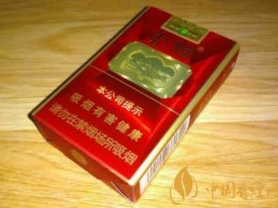 shunf 云烟软珍红钻烟支长84mm