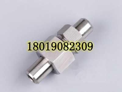 不锈钢焊接接头 304不锈钢焊接式管接头主要形式