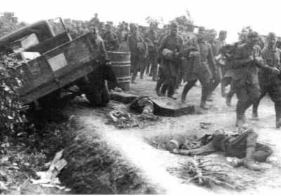 列宁格勒事件 围困900多天63万人被饿死